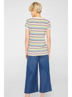 printed shirt met v hals 059ee1k031 esprit t-shirt e110