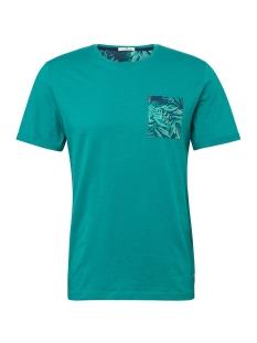 Tom Tailor T-shirt T SHIRT MET BORSTZAK 1011568XX10 16205