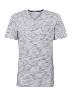 Tom Tailor T-shirt HENLEY SHIRT MET MELANGE LOOK 1011540XX10 17960