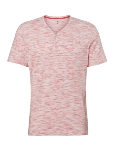 Tom Tailor T-shirt HENLEY SHIRT MET MELANGE LOOK 1011540XX10 17959