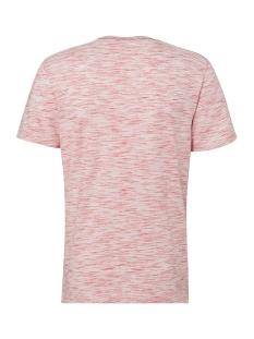henley shirt met melange look 1011540xx10 tom tailor t-shirt 17959