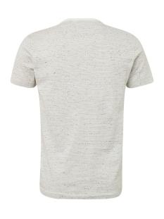 t shirt met tekstprint 1011369xx12 tom tailor t-shirt 10866