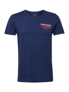 Tom Tailor T-shirt T SHIRT MET TEKSTPRINT 1011369XX12 10860