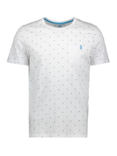 Jack & Jones T-shirt JCOAND SS TEE CREW NECK 12154304 White/SLIM