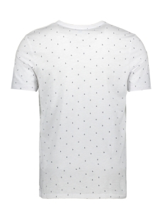 jcoand ss tee crew neck 12154304 jack & jones t-shirt white/slim