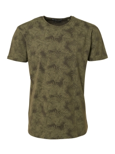 NO-EXCESS T-shirt T SHIRT PRINTED 91340401 055 OLIVE