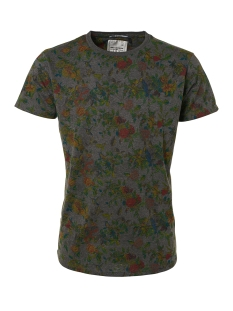 NO-EXCESS T-shirt T SHIRT MULTI COLOUR 91350432 103 ANTRA MELANGE