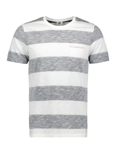 Jack & Jones T-shirt JCOSTRAY TEE SS CREW NECK 12146217 Sky Captain/SLIM