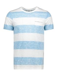 Jack & Jones T-shirt JCOSTRAY TEE SS CREW NECK 12146217 Hawaiian Ocean/SLIM