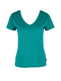 Q/S designed by T-shirt SHIRT VAN SLUBGAREN EN LAGE V HALS 41905325339 7684