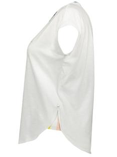 21101689t shirt met streepdetail 21101689 sandwich t-shirt 10058