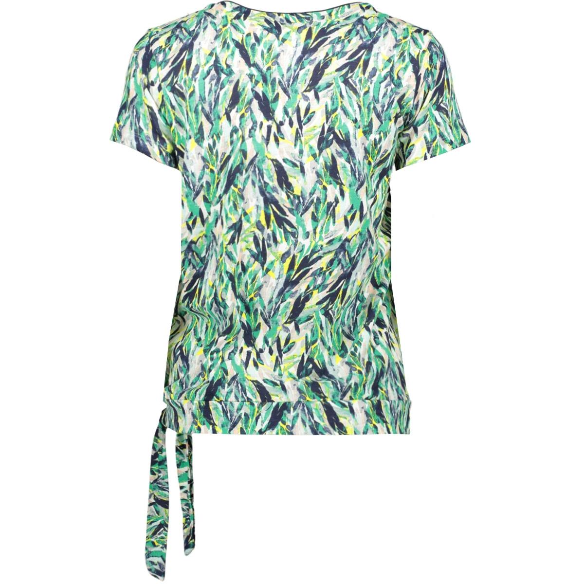 t shirt met knoopdetail 21101693 sandwich t-shirt 50024