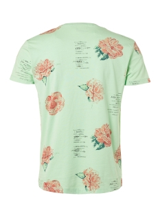 t shirt printed 91340609 no-excess t-shirt 010 lt green