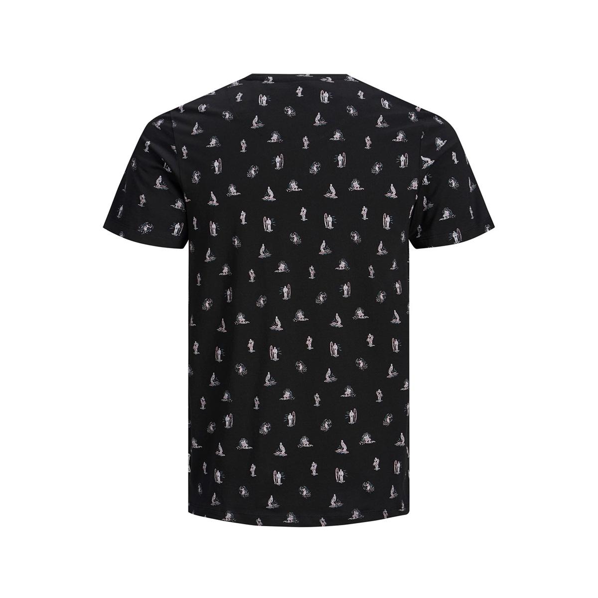 pktgms dude aop tee ss 12153738 produkt t-shirt black