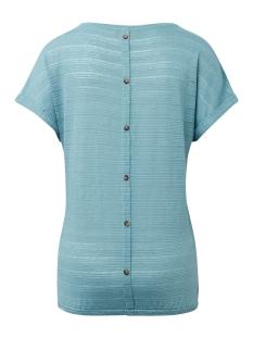 t shirt met elastisch zoom 1010916xx71 tom tailor t-shirt 13178