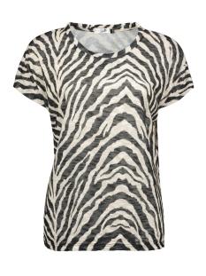 Luba T-shirt PRETTY TSHIRT 8422 ZEBRA
