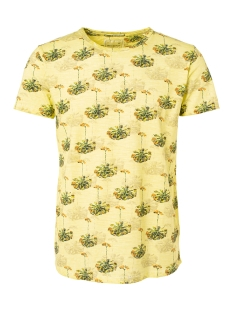 NO-EXCESS T-shirt ALL OVER PRINTED T SHIRT 91350431 056 LIME