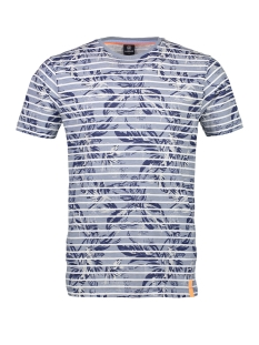 Lerros T-shirt T SHIRT MET ALLOVER PRINT 2943094 245