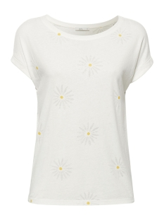 EDC T-shirt ZACHT SHIRT MET ARTWORK 059CC1K018 C110
