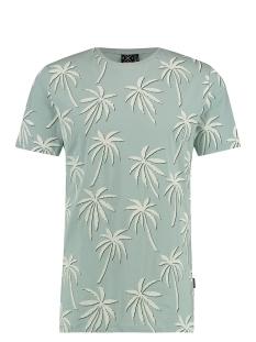 Kultivate T-shirt TEE MAHALO 1901020211 395 CELADON