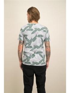 tee african jungle 1901020222 kultivate t-shirt 153 light grey melange