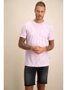 tee purple birds 1901020225 kultivate t-shirt 479 thistle