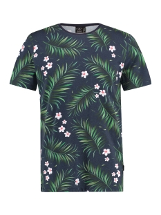 Kultivate T-shirt TEE KA PAPU 1901020230 319 DARK NAVY