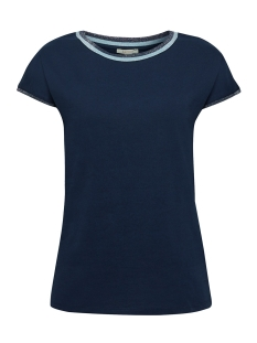 Esprit T-shirt SHIRT MET GLINSTERENDE RAND 069EE1K048 E400