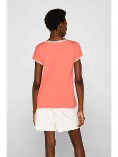 shirt met glinsterende rand 069ee1k048 esprit t-shirt e645