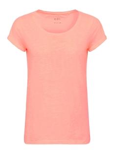 EDC T-shirt NEONKLEURIG T SHIRT 059CC1K052 C660