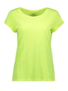 EDC T-shirt NEONKLEURIG T SHIRT 059CC1K052 C740