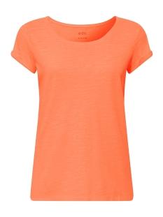EDC T-shirt NEONKLEURIG T SHIRT 059CC1K052 C880