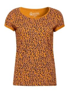 EDC T-shirt SHIRT MET LUIPAARDPRINT 069CC1K069 C230