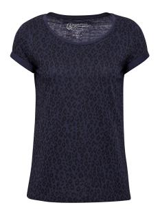 EDC T-shirt SHIRT MET LUIPAARDPRINT 069CC1K069 C400