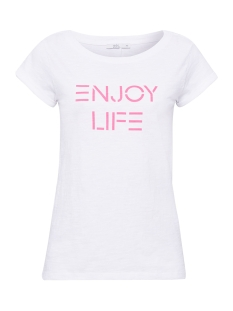 EDC T-shirt SHIRT MET NEON STATEMENT 069CC1K063 C100