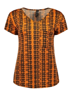 IZ NAIZ T-shirt T SHIRT 3552 ORANGE