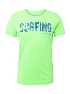 Tom Tailor T-shirt T SHIRT MET TEKST 1011137XX12 17734