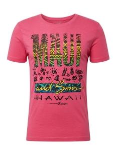 Tom Tailor T-shirt T SHIRT MET PRINT 1010043XX12 16204