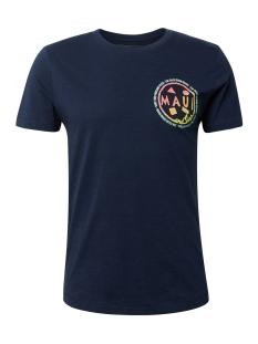 Tom Tailor T-shirt T SHIRT MET PRINT OP DE RUG 1011383XX12 10915
