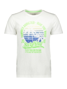 Tom Tailor T-shirt T SHIRT MET PRINT 1011136XX12 20000