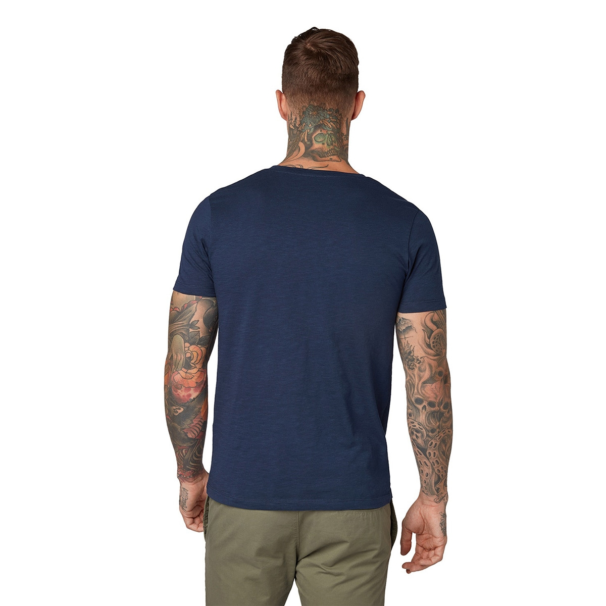 t shirt met fotoprint 1011382xx12 tom tailor t-shirt 10915