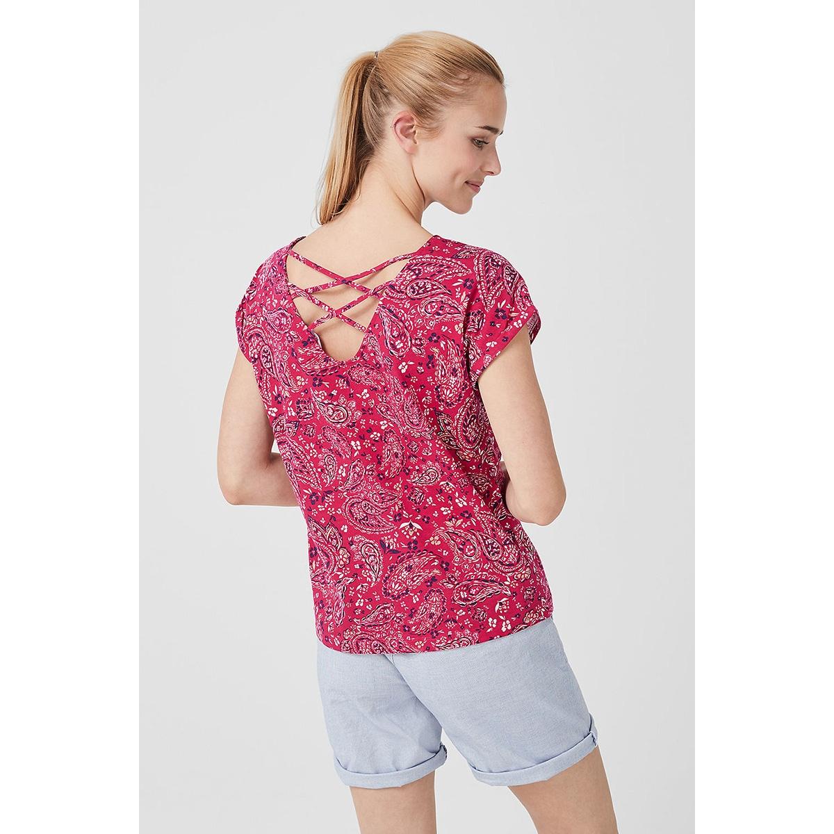 t shirt met open rug 14906326931 s.oliver t-shirt 45b6