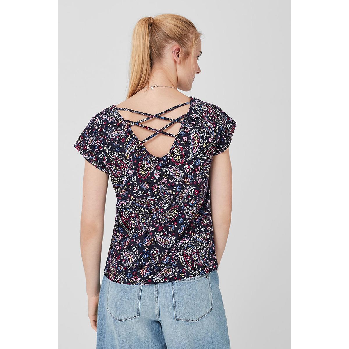 t shirt met open rug 14906326931 s.oliver t-shirt 59b7