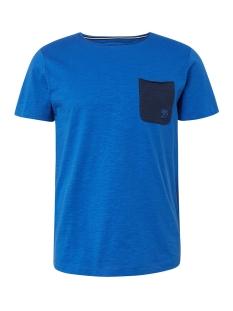 Tom Tailor T-shirt T SHIRT MET BORSTZAK 1010862XX12 17551