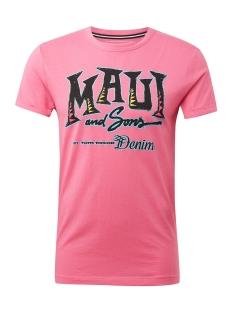 Tom Tailor T-shirt T SHIRT MET PRINT 1011374XX12 16204