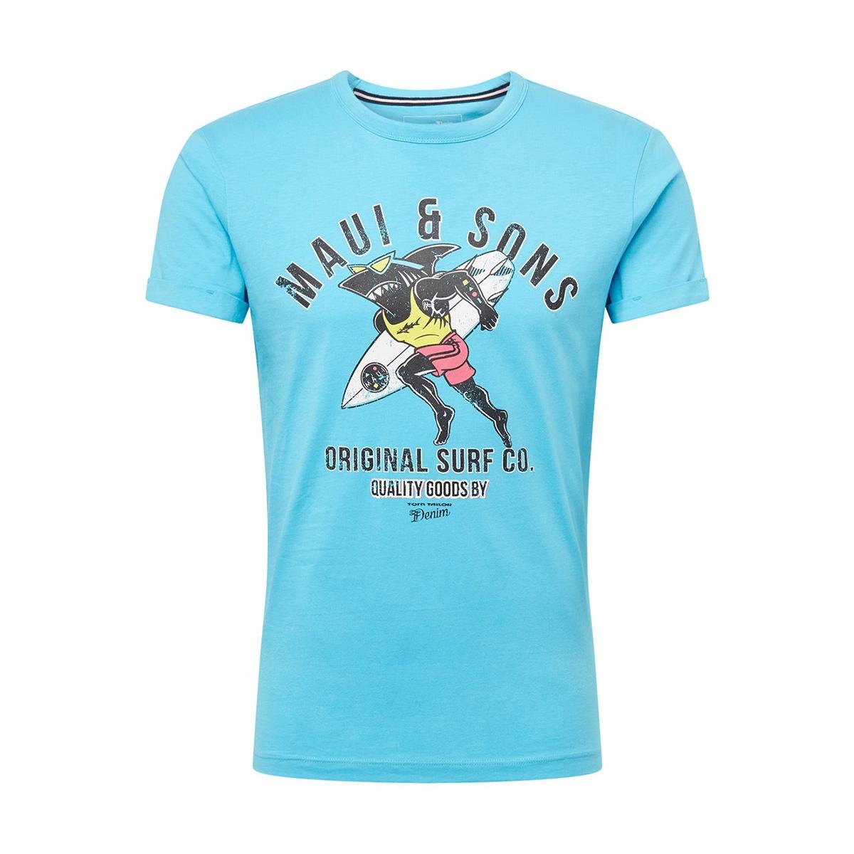 t shirt met print 1011374xx12 tom tailor t-shirt 16913