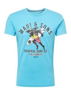 Tom Tailor T-shirt T SHIRT MET PRINT 1011374XX12 16913