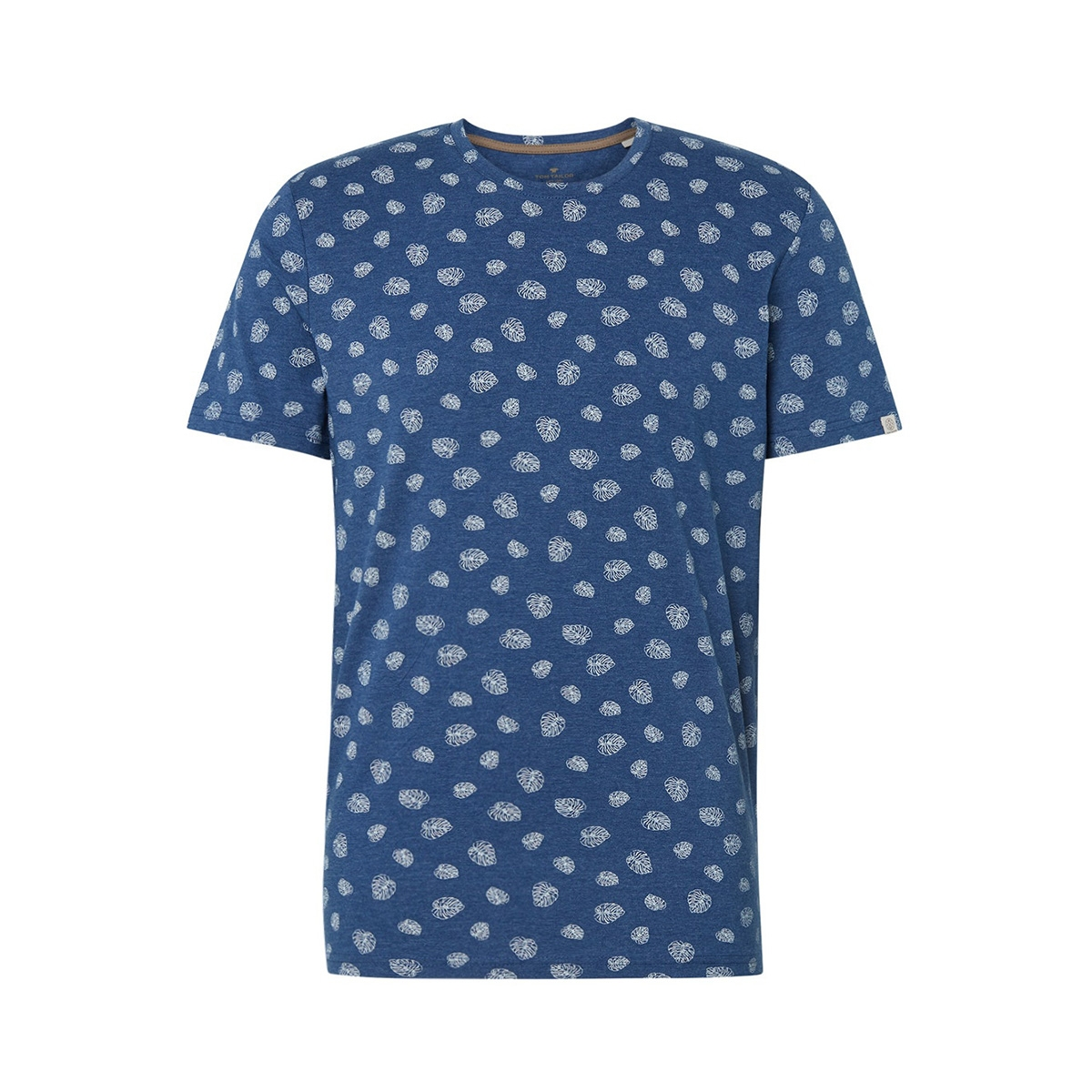t shirt met all over print 1011496 tom tailor t-shirt 17984