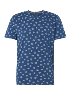 Tom Tailor T-shirt T SHIRT MET ALL OVER PRINT 1011496 17984