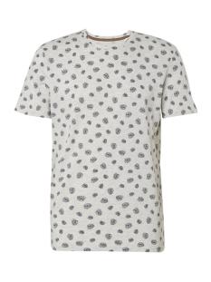 Tom Tailor T-shirt T SHIRT MET ALL OVER PRINT 1011496 17986